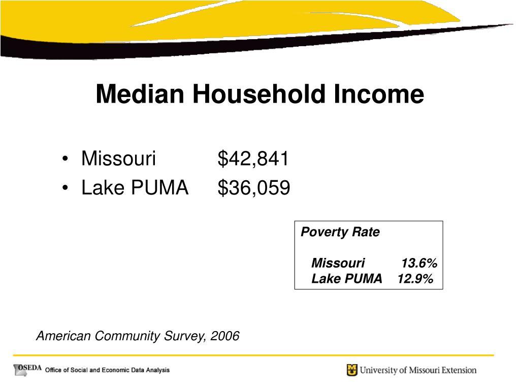 Missouri$42,841