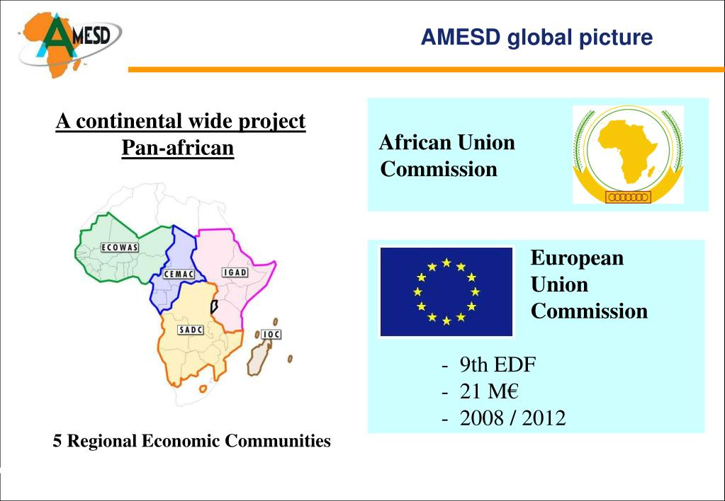 AMESD global picture