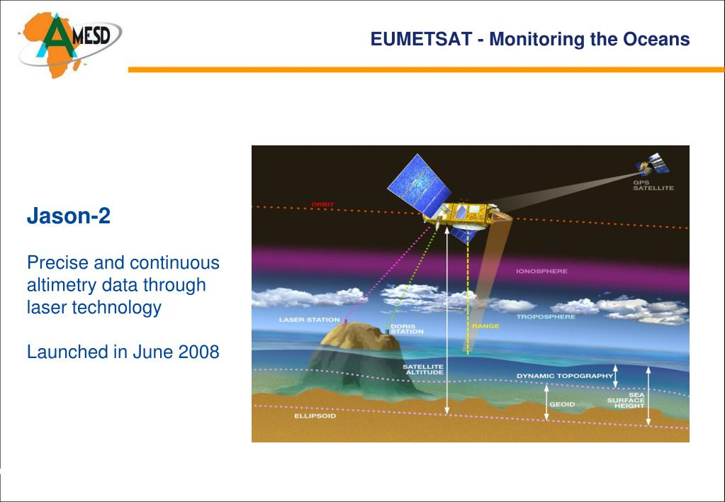 EUMETSAT - Monitoring the Oceans