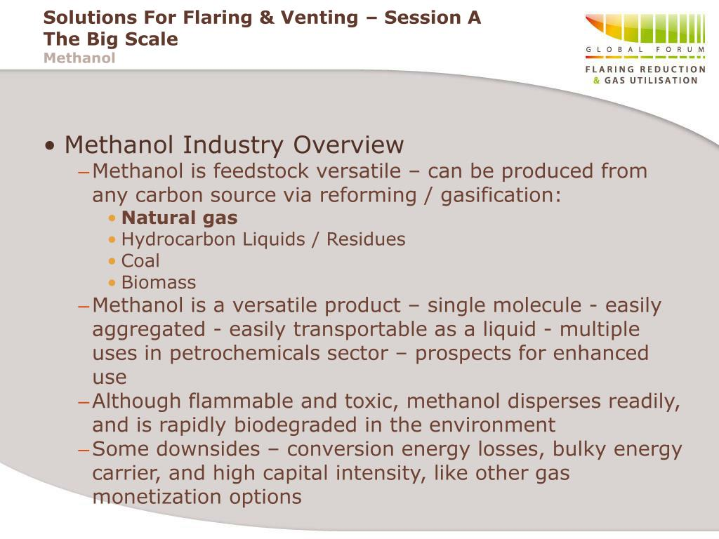 Solutions For Flaring & Venting – Session A