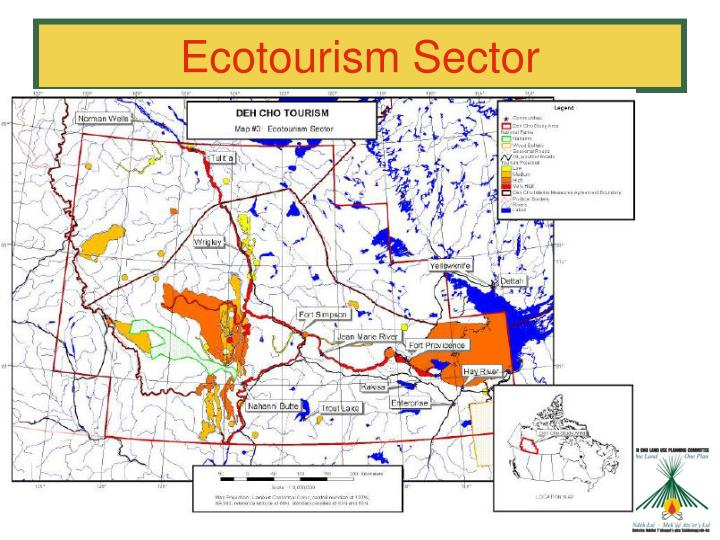 Ecotourism Sector