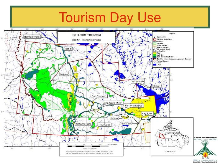 Tourism Day Use