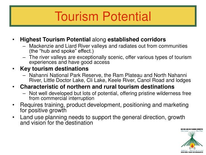 Tourism Potential