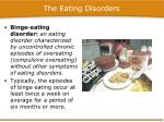 the eating disorders4