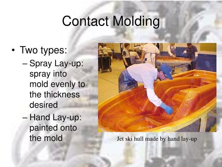 Contact Molding