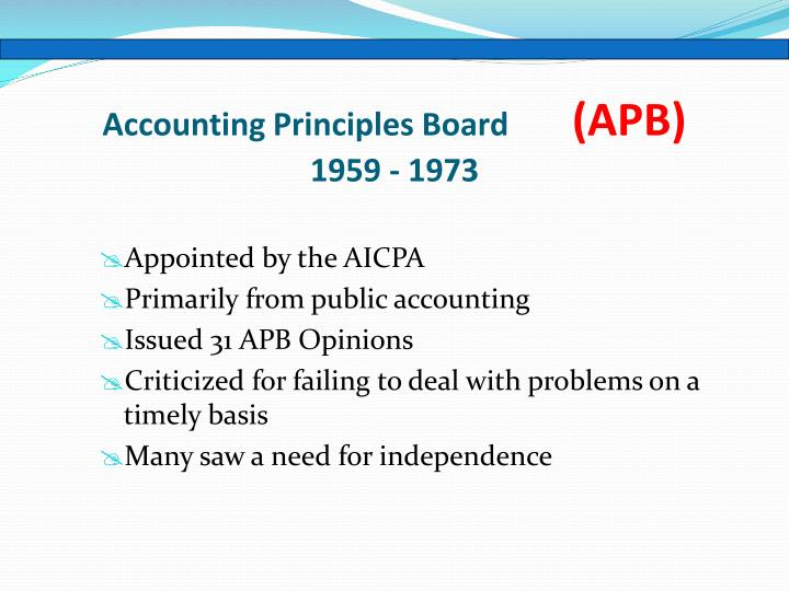 acc 501 generally accepted accounting principles essay Chapter 1 – principles of accounting i compliance with generally accepted accounting principles aicpa issues papers, international accounting standards.