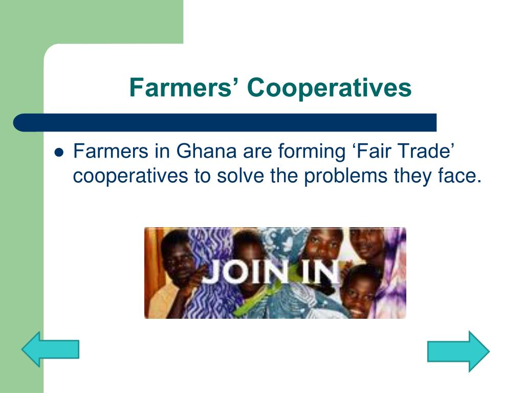 Farmers' Cooperatives