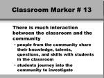 classroom marker 13