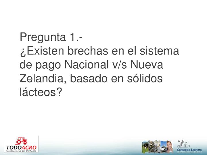 Pregunta 1.-