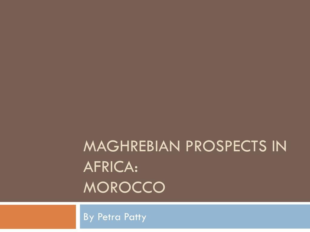 Maghrebian