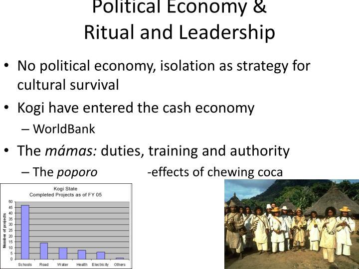 Political Economy &