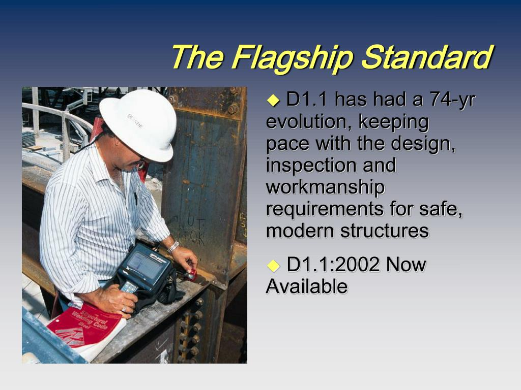 The Flagship Standard