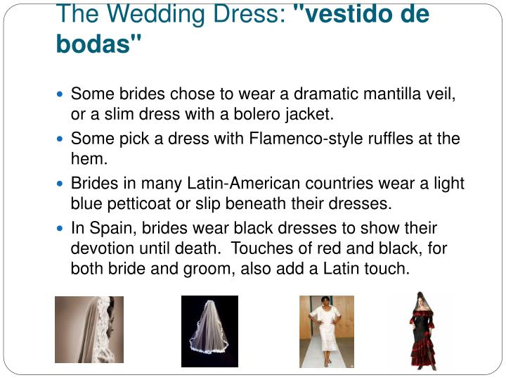 The Wedding Dress:
