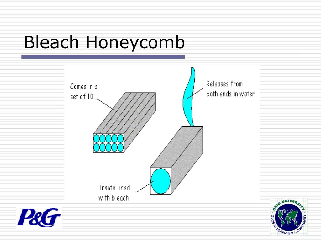 Bleach Honeycomb