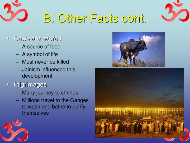 B. Other Facts cont.
