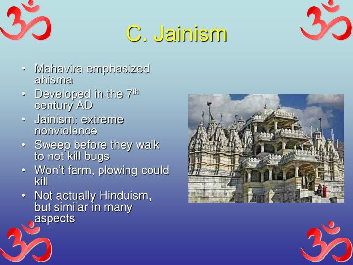 C. Jainism