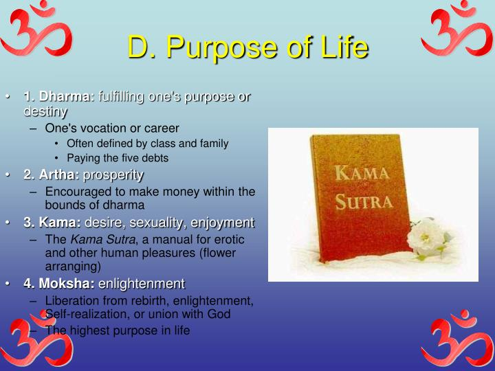 D. Purpose of Life