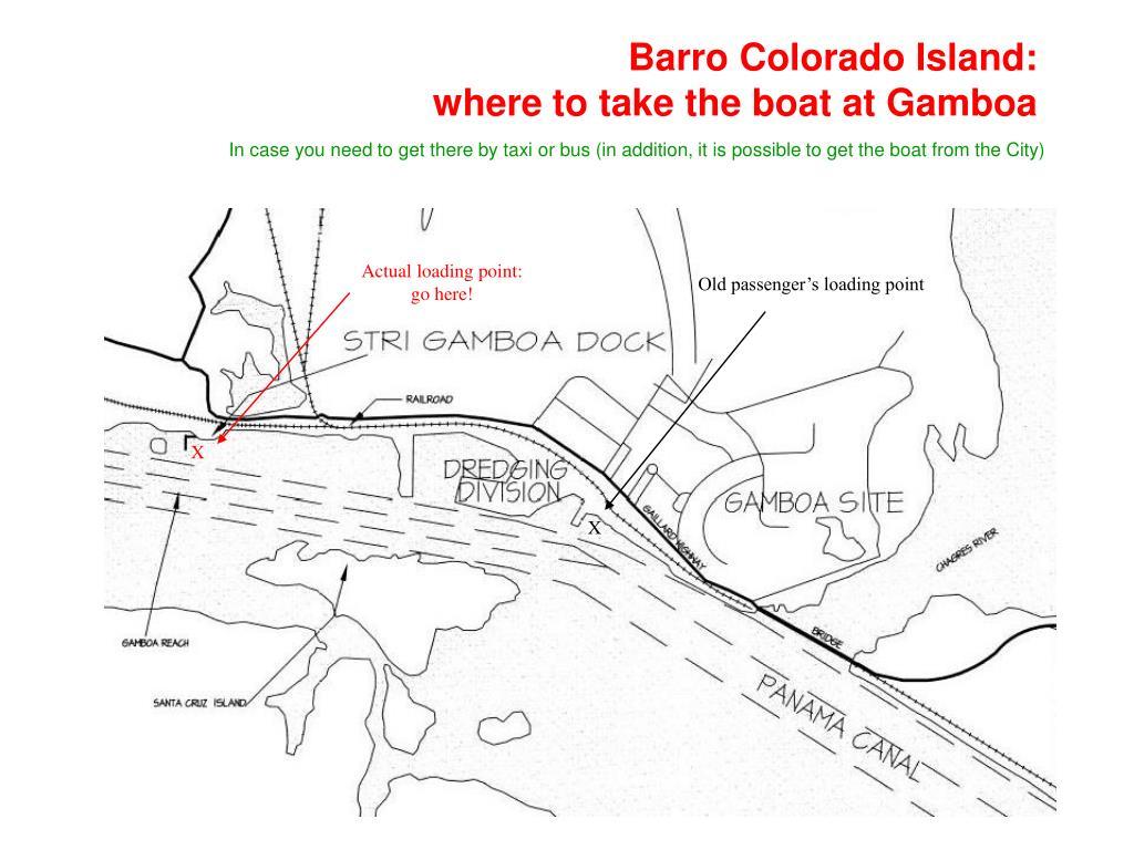 Barro Colorado Island: