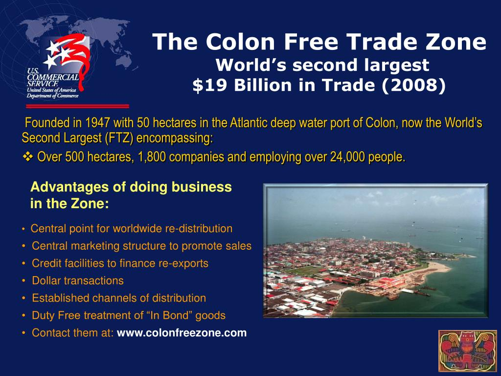 The Colon Free Trade Zone