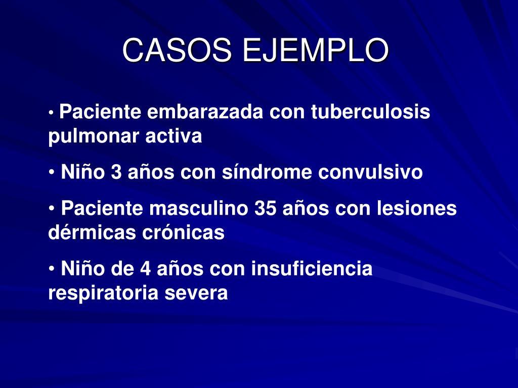 CASOS EJEMPLO