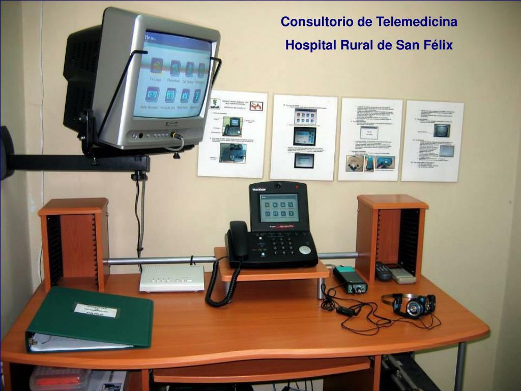 Consultorio de Telemedicina