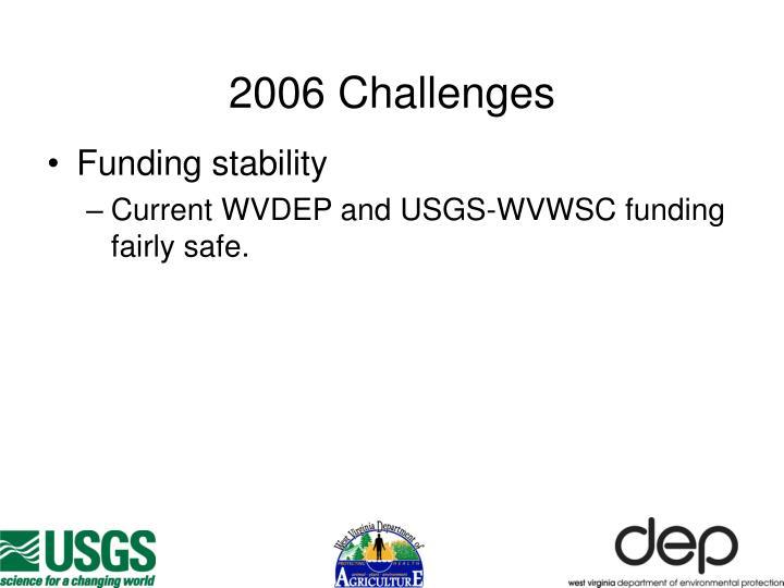 2006 Challenges