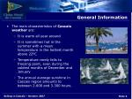 general information6