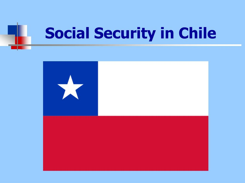 Social Security in Chile