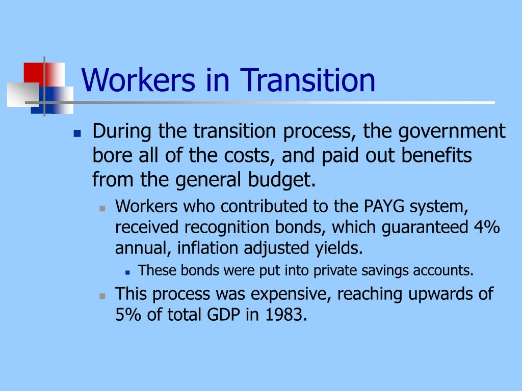 Workers in Transition
