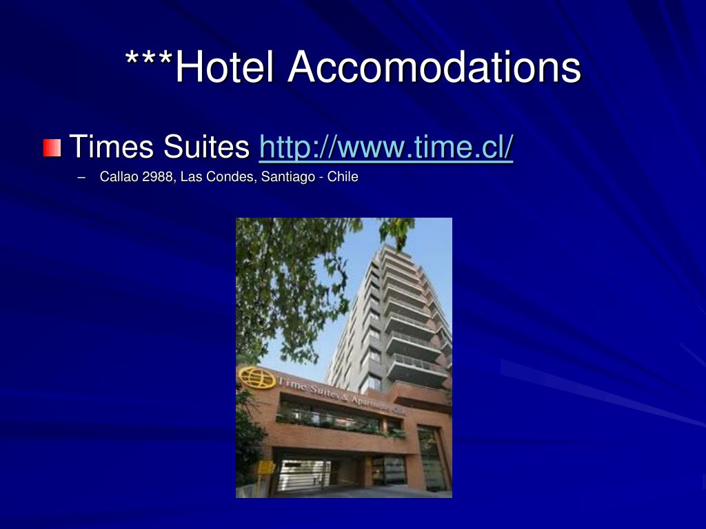 ***Hotel