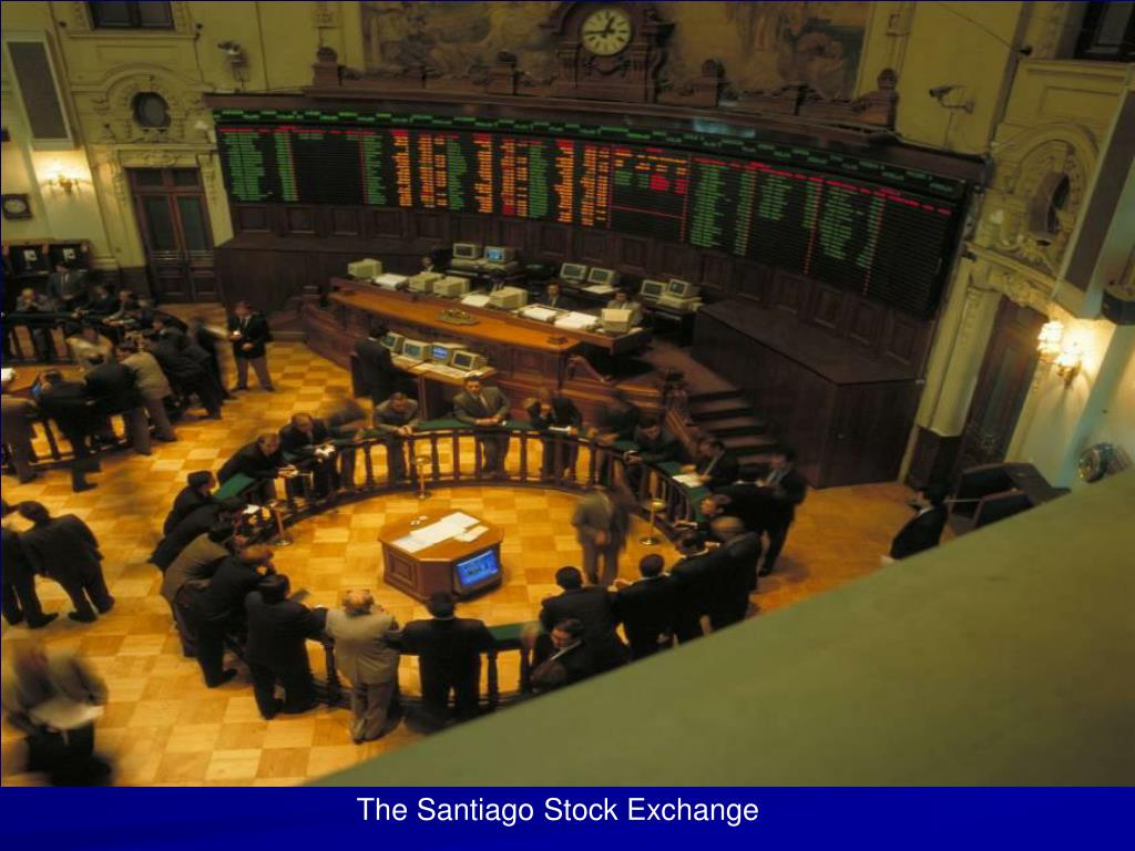 The Santiago Stock Exchange