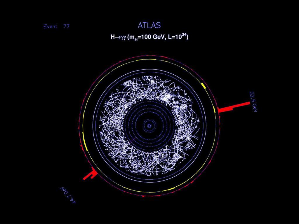 M.Bosman        LHC Experiments         Winter Meeting 08 - Baeza