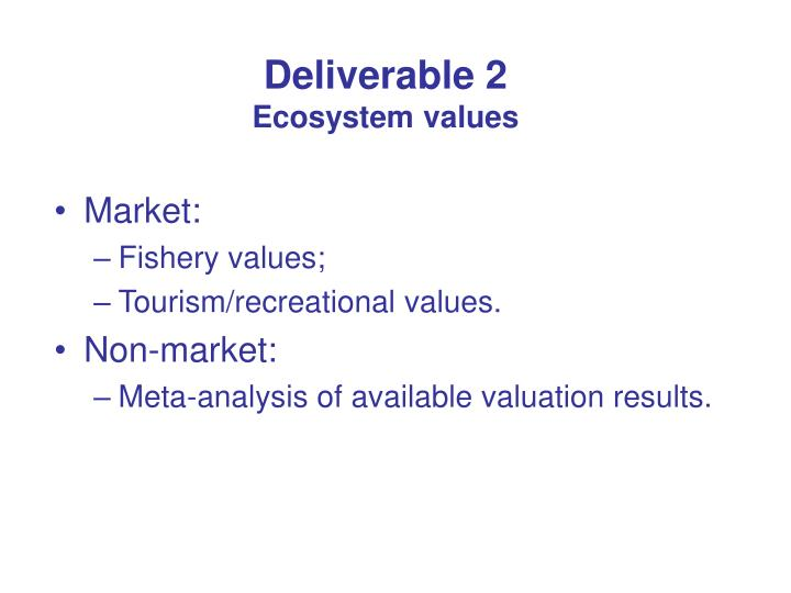 Deliverable 2