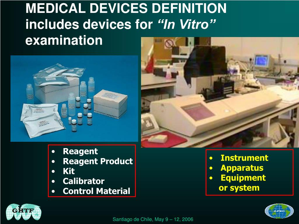 MEDICAL DEVICES DEFINITION