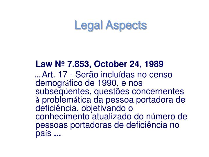 Legal aspects l.jpg