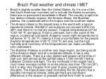 brazil past weather and climate i met