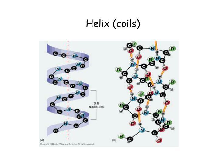 Helix (coils)