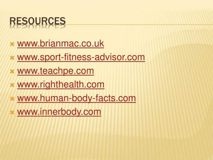 www.brianmac.co.uk