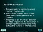 ae reporting guidance41