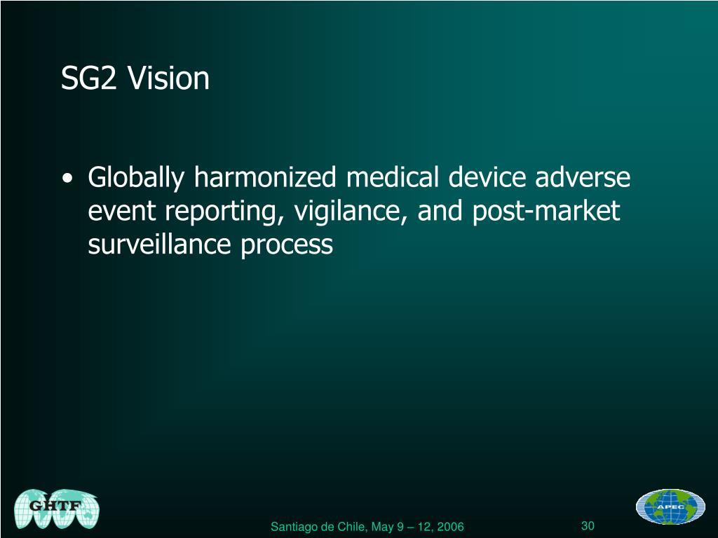 SG2 Vision