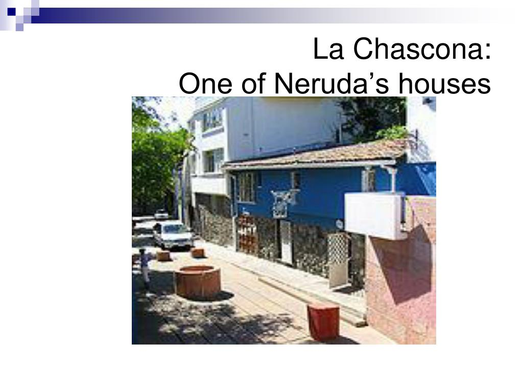 La Chascona: