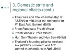 3 domestic strife and regional effects cont
