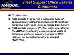 fleet support office jakarta customers