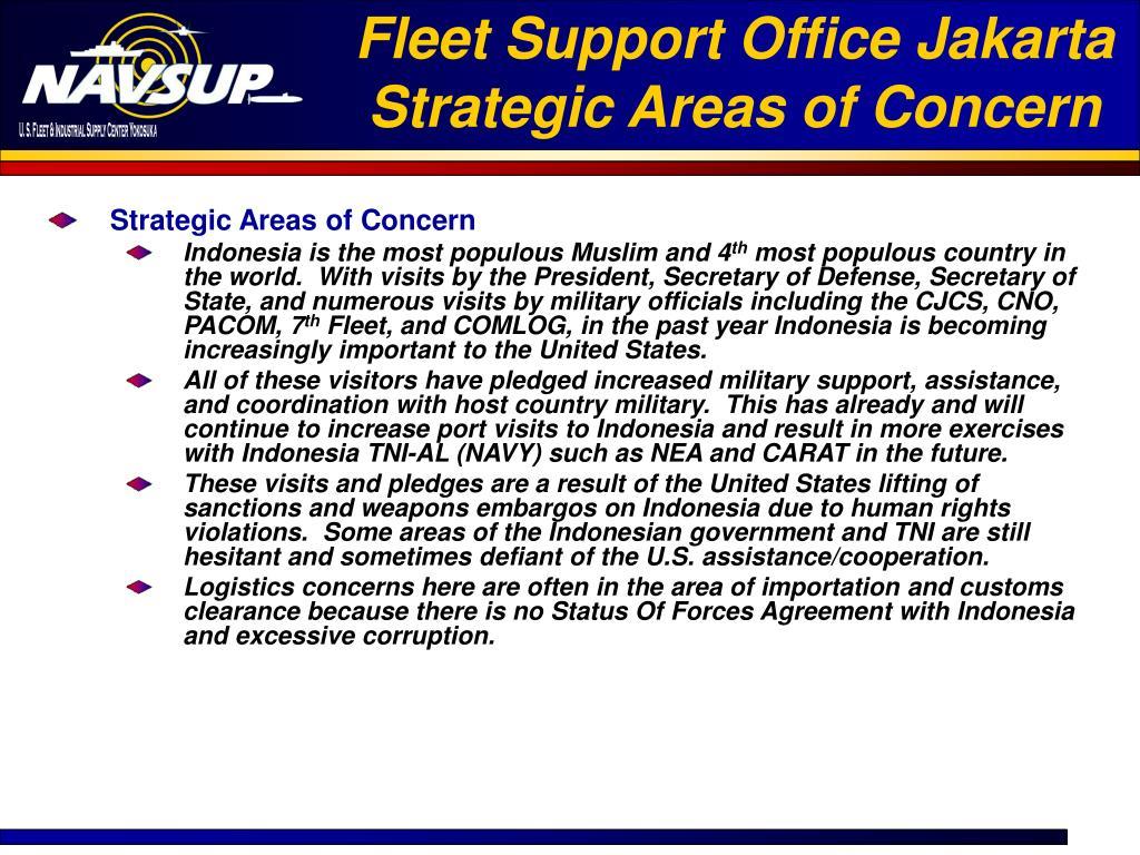 Fleet Support Office Jakarta