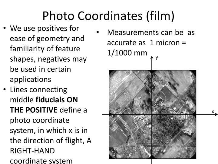 Photo Coordinates (film)