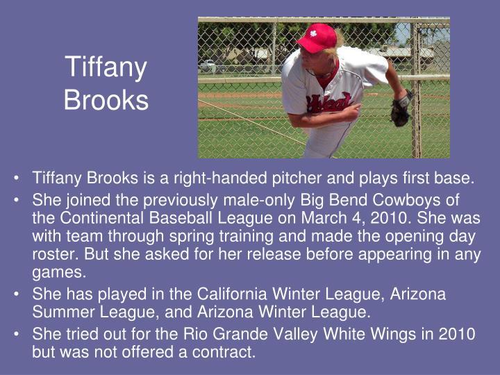 Tiffany Brooks
