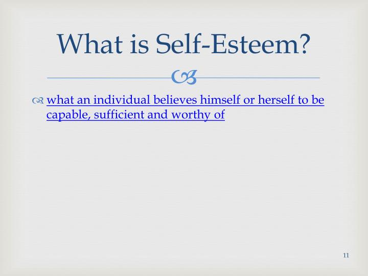self esteem in human relations Self-concept and self-esteem in human relations true / false questions 1 self-esteem is the way you conceive of or see yourself true false 2 to minimize the effects of the vicious cycle of negative self-concept leading to negative behavior, you must analyze who started the cycle.