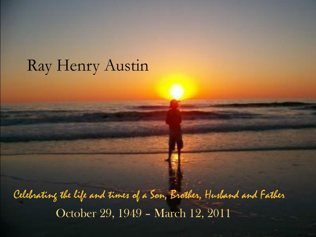 Ray Henry Austin
