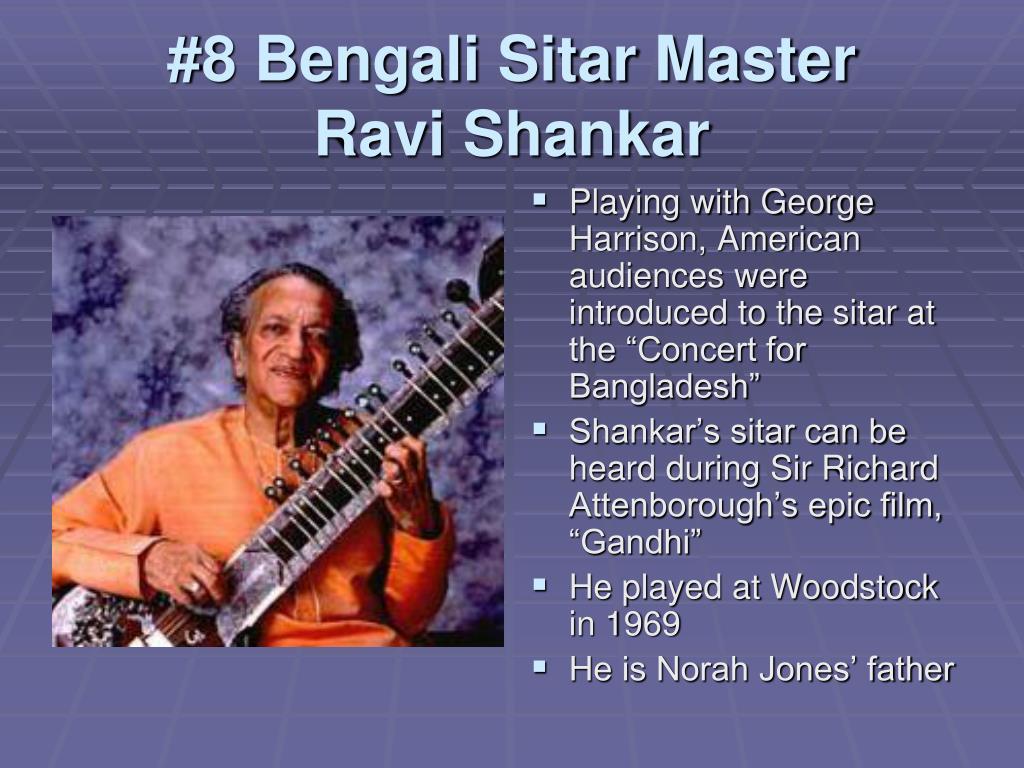 #8 Bengali Sitar Master