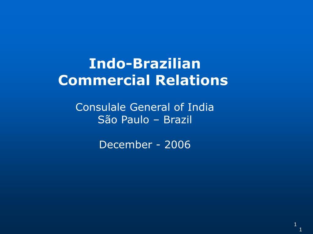 Indo-Brazilian